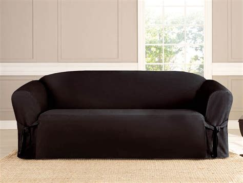 Microsuede Slipcover Sofa Loveseat Chair Furniture Cover