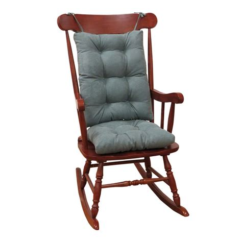 klear vu gripper twillo marine jumbo rocking chair cushion set 849140xl 277 the home depot