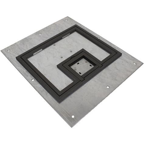 fsr fl 500p plp gry c ul cover w 1 4 quot painted gray flange for fl 500p conference room av
