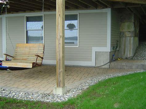 precast deck footings images