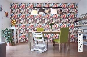 Neue Tapeten Trends : tapete yuki ~ Markanthonyermac.com Haus und Dekorationen