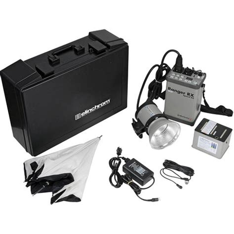 elinchrom ranger rx speed as 1100w s kit with a el10287 1