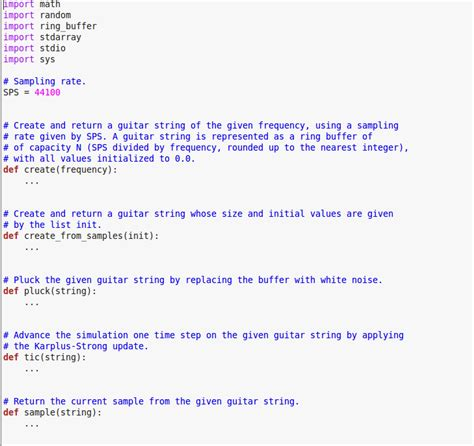 import math import random import ring buffer impor chegg