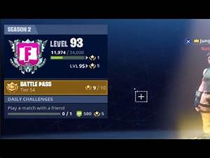 Fortnite Battle Royale how to complete Daily Challenge ...