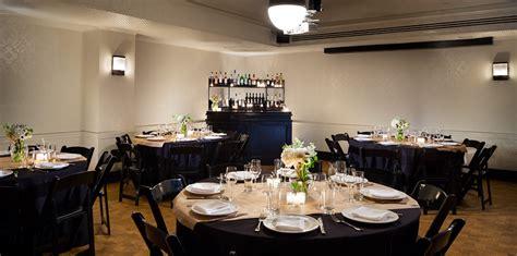 the breslin bar dining room