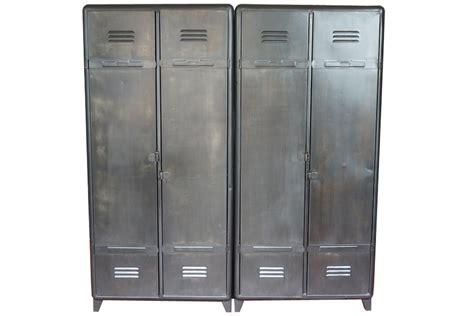 armoire industrielle atelier vintage mobilier industriel lyon