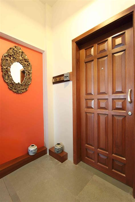 Foyer Design Door