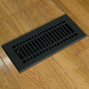 floor registers cast iron floor register with louvers 4