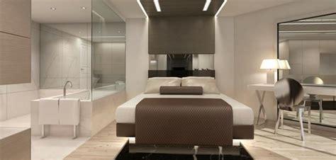 la nouvelle tendance une salle de bains dans une chambre 224 coucher le cuisiniste malin