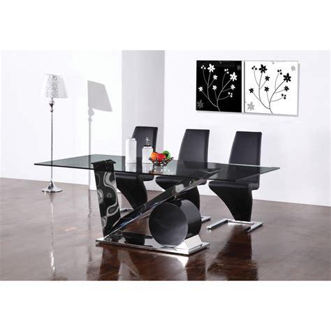 grande table salle a manger design maison design bahbe