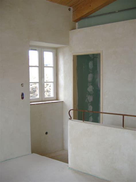 enduit mur interieur photos de conception de maison agaroth
