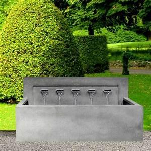 Bilder Für Den Garten : zink brunnen f r den garten futuro ~ Markanthonyermac.com Haus und Dekorationen