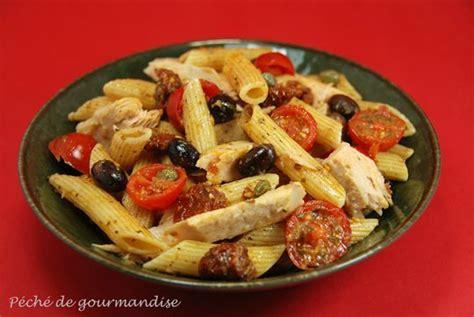 salade de p 226 tes au thon 224 la sicilienne p 233 ch 233 de gourmandise