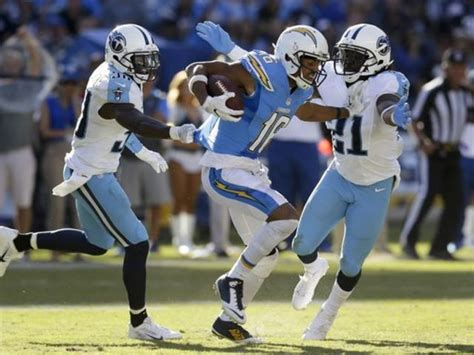 Tennessee Titans Vs San Diego Chargers Live Stream