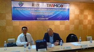 Tramigo Launches Global Manufacturing and Logistics Hub in ...