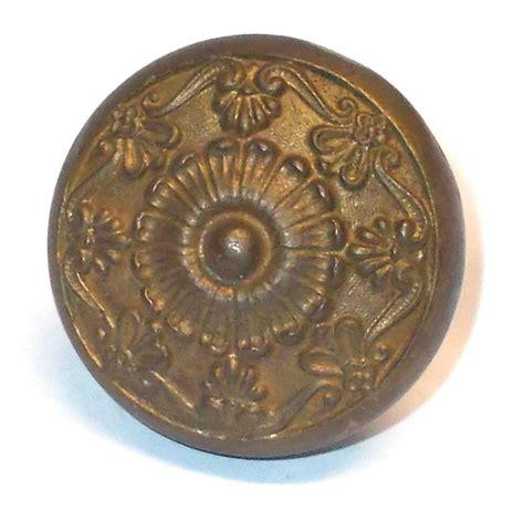 antique brass door knobs antique decorative brass door knob 163 7 89