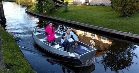 Bootje Zutphen by Voor En Achterkant Van Een Boot Weten Chinezen Veel