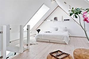 Schlafzimmer Ideen Gestaltung : ideen schlafzimmer dachschr ge ~ Markanthonyermac.com Haus und Dekorationen