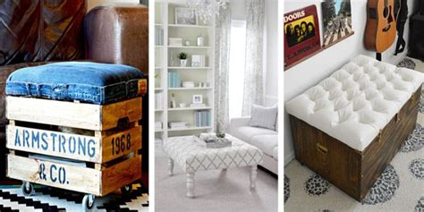 20 Creative & Beautiful Diy Ottoman Ideas Diy Exhaust Brake 7 3 Wooden Tea Box Plans Simple Burlap Bow Fridge Magnets With Photos Personalised Monopoly Board Game Little Mermaid Costume Toddler Concrete Garden Projects Backdrops For Pictures