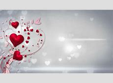 Stock Video Clip of Digital animation of valentines day