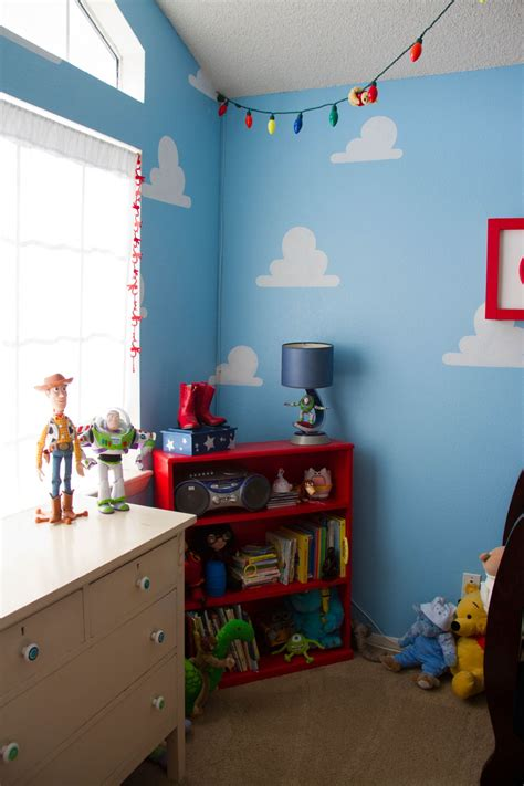 Toy Storythemed Kids' Room Design And Décor Options