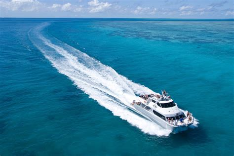Boat Driving Jobs Cairns by Great Barrier Reef Opened Up To Superyachts Boats