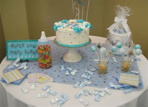 boy baby shower decorations cheap baby boy shower baby
