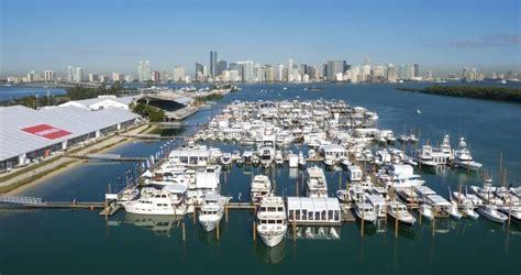 Miami Beach Boat Show 2017 miami boat show tuttobarche gi 224 in florida per i test in mare