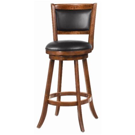 bar stools furniture coaster dining chairs and bar stools 29 quot swivel bar stool