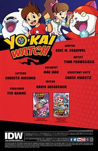 EXCLUSIVE Preview: Yo-Kai Watch #3 | YAYOMG!
