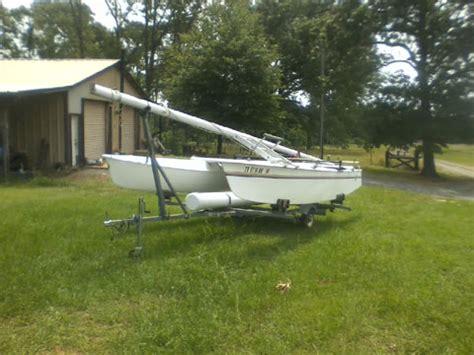 Catamaran For Sale In Texas by Prindle 16 Catamaran 1981 Minden Rusk County Texas