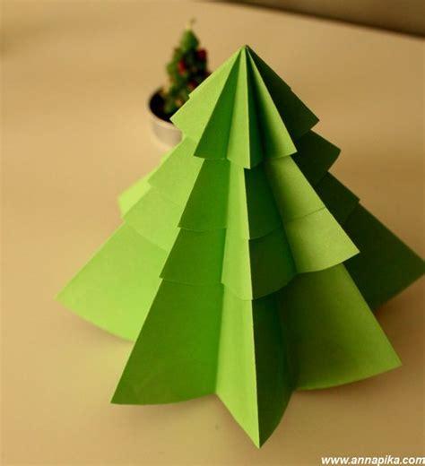 faire un sapin de noel en papier maison design bahbe