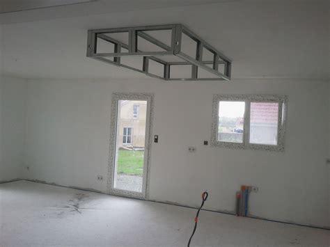 bricolage de l id 233 e 224 la r 233 alisation un caisson d 233 caissement au plafond faux plafond en