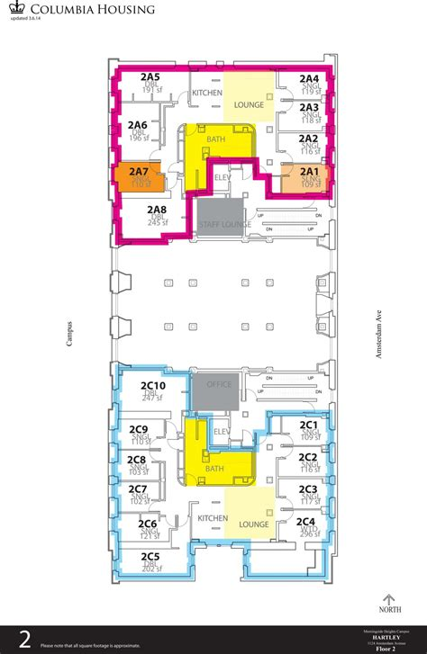 100 cmu housing floor plans graduate apartments