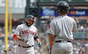 Sandy Leon in Boston Red Sox v Detroit Tigers - Zimbio