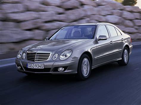 Mercedes-benz E-class фотогалерея