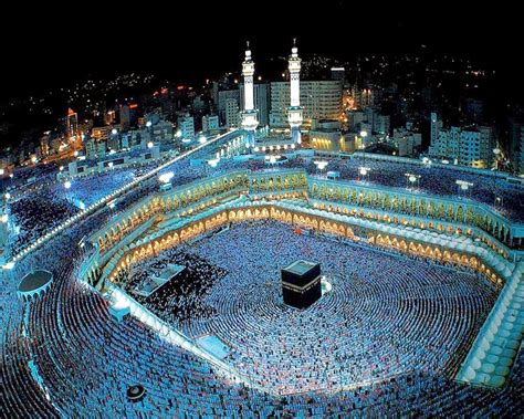 20 Unseen Pictures Of Makkah