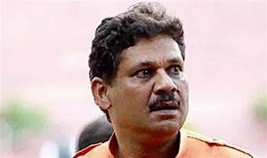 DDCA row : Kirti Azad suspended from BJP for his remarks ...