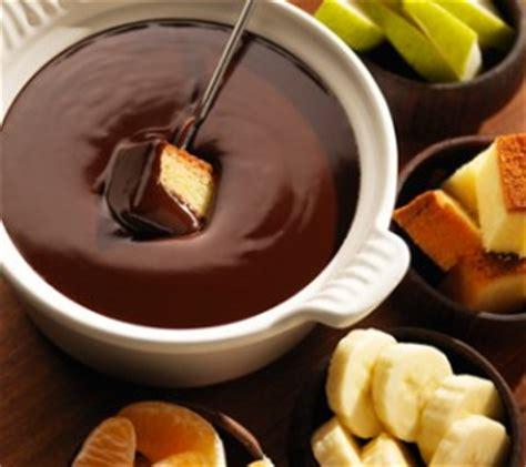 dessert recipe crock pot chocolate fondue