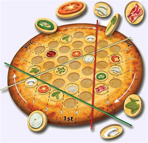 pizza jeu de socit chez jeux de nim