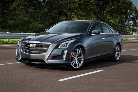 2018 Cadillac Cts Vsport Pricing  For Sale Edmunds
