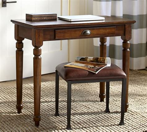 Printer's Writing Desk  Small  Pottery Barn. One Touch Massage Table. Ebay Coffee Tables. Desk With Cable Management. White Tray Table. Play Desk. Black Desk And Chair. Green Desks. Low Folding Table