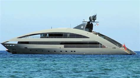 Yacht Boat Music by Norman Foster Superyacht Hd Youtube