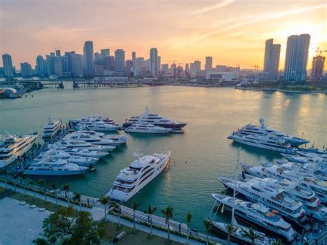 Miami Beach Boat Show 2017 by Miami Yacht Show 2018 Iyc