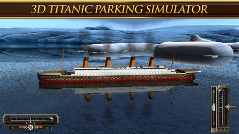 3d titanic parking simulator review and discussion toucharcade