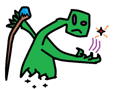 Mage Creeper  Minecraft Fanfictions Wiki  Fandom Powered