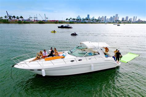 Party Boat Rentals Ri by Miami Boat Rentals And Yacht Charters Sailo