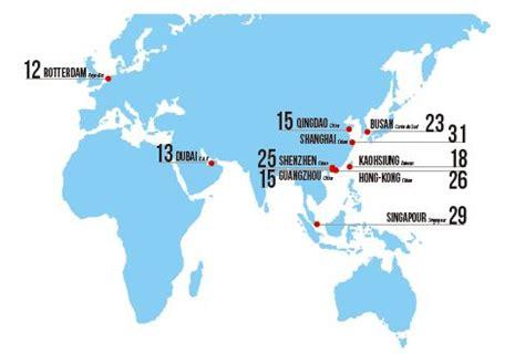 la cor 233 e relais du transit maritime en asie cor 233 e affaires cor 233 e affaires