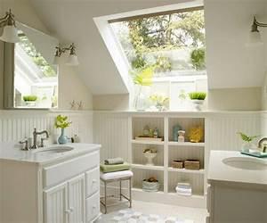 Badgestaltung Mit Pflanzen : m chten sie ein traumhaftes dachgeschoss einrichten 40 tolle ideen ideen rund ums haus ~ Markanthonyermac.com Haus und Dekorationen