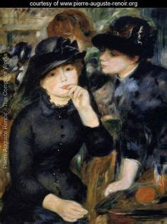 Luncheon Of The Boating Party Time Period by Terrace Pierre Auguste Renoir And Sisters On Pinterest